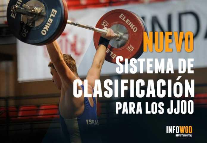 nuevo sistema de clasificacion halterofilia iwf juegos olimpicos 2019