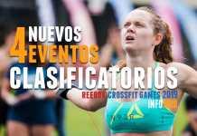 nuevos eventos clasificatorios crossfit games regionales 2019