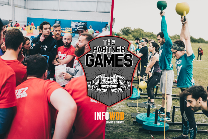 partner games 2018 crossfit