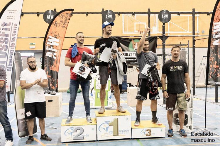 podium lauro vetus 2019 escalado masculino