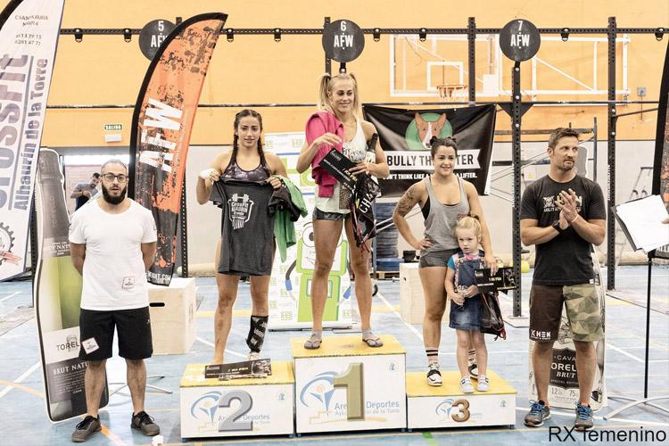 podium lauro vetus 2019 rx femenino