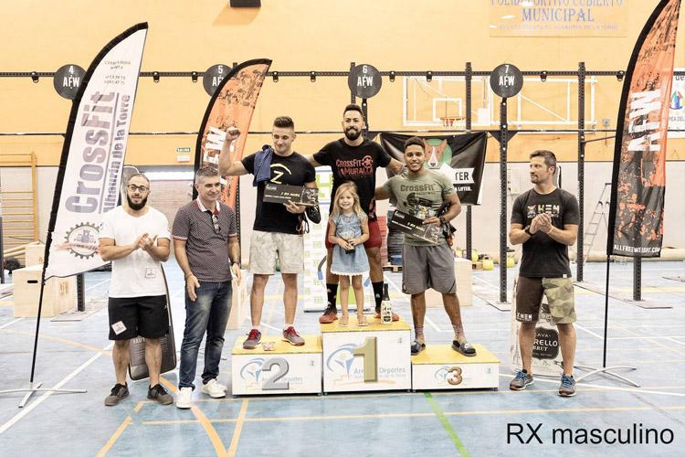 podium lauro vetus 2019 rx masculino