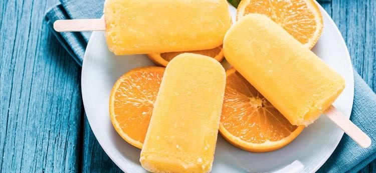 helado-naranja-hielo-saludable-beneficios