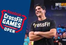 primera pista dave castro crossfit games 2018 open regionals