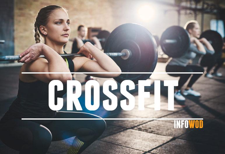 que es crossfit como se practica ejercicios