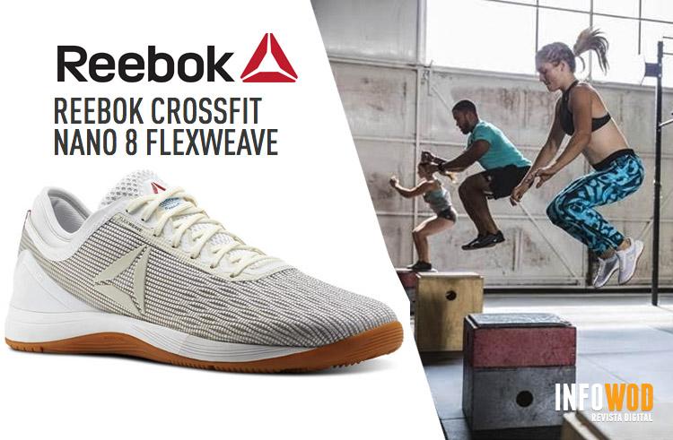 853b41f2a1b Las nuevas zapatillas de CrossFit Reebok Nano 8 ya están aquí