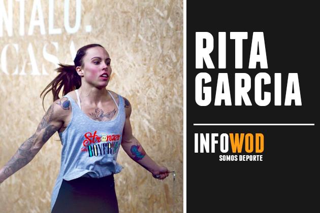 rita garcia herrera atleta crossfit española