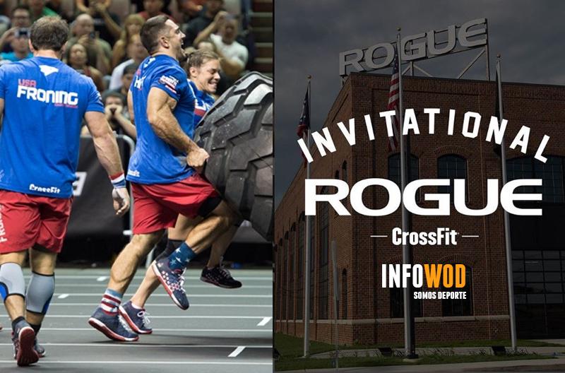 rogue invitational 2018 crossfit games