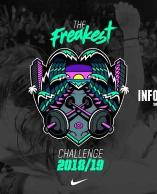 the freakest challenge 2018 fittest barcelona crossfit