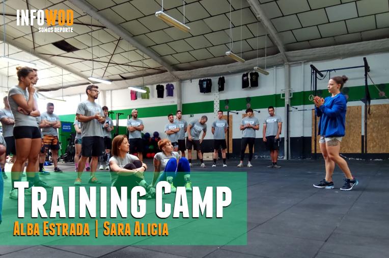 training camp sara alicia alba estrada 2