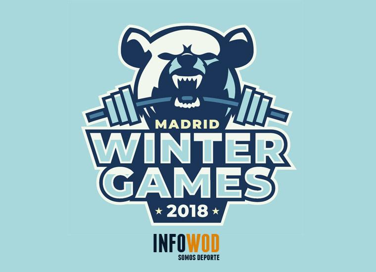 winter games madrid 2018 crossfit