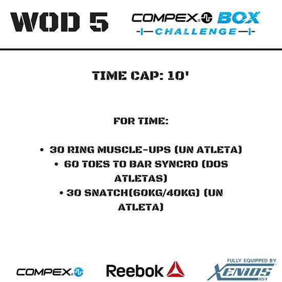 wod 5 compex