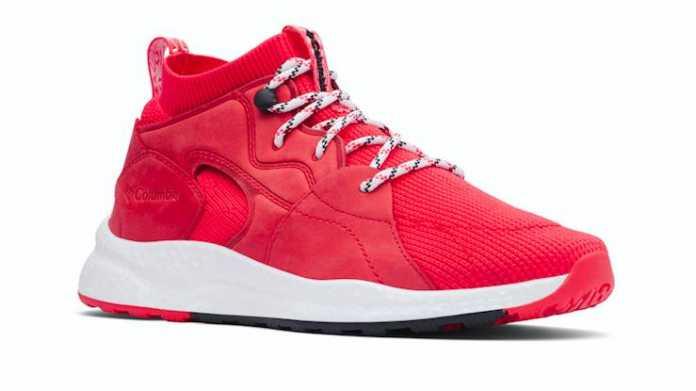zapatillas-columbia-rojas-senderismo