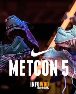 zapatillas nike metcon 5 crossfit training